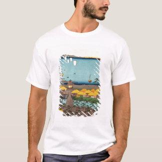 Ansicht von Osaka T-Shirt