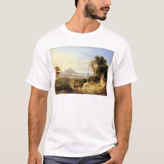 Ansicht von Palermo, 1840 T-Shirt