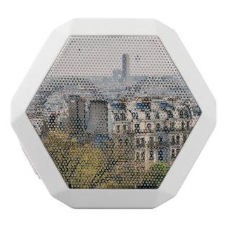 Ansicht von Paris von Montmartre Hügel Weiße Bluetooth Lautsprecher