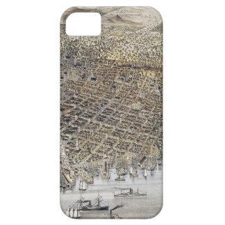 Ansicht von San Francisco, 1878 Schutzhülle Fürs iPhone 5