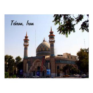 Ansicht von Teheran Postkarte