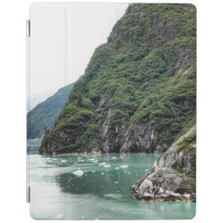 Ansichten durch eine Fjord Ipad intelligente iPad Hülle