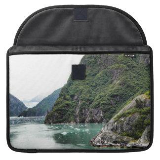 Ansichten durch eine Fjord Macbook Hülse MacBook Pro Sleeve