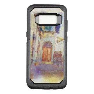 Ansichten von Florenz machten im künstlerischen OtterBox Commuter Samsung Galaxy S8 Hülle