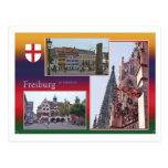Ansichtskarte Freiburg Postkarten