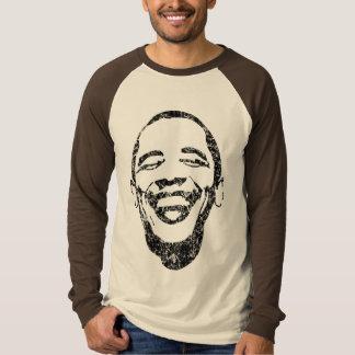 """""""Ansteckendes Lächeln-"""" Shirt Obama"""