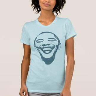 """""""Ansteckendes Lächeln-"""" T - Shirt Obama"""