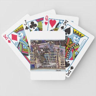 Ansturm 8 Sekunden Bicycle Spielkarten