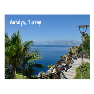 Antalya, die Türkei Postkarte