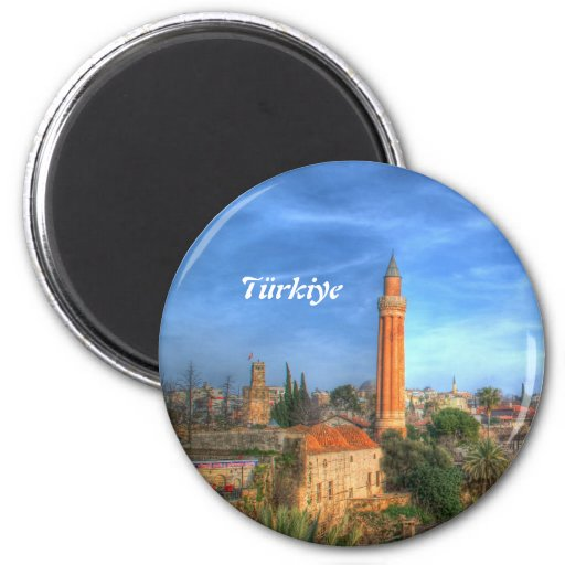 Antalya Kühlschrankmagnet
