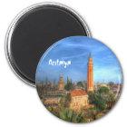 Antalya Runder Magnet 5,1 Cm
