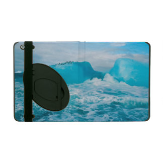 Antarktischer Berg iPad Schutzhülle