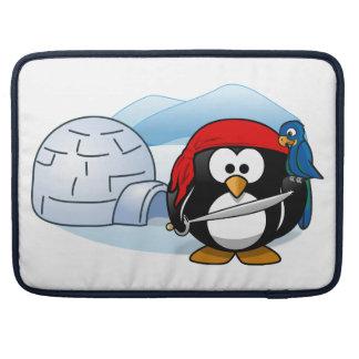 Antarktischer Pitate Pinguin MacBook Pro Sleeve