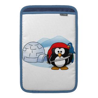 Antarktischer Pitate Pinguin MacBook Sleeve