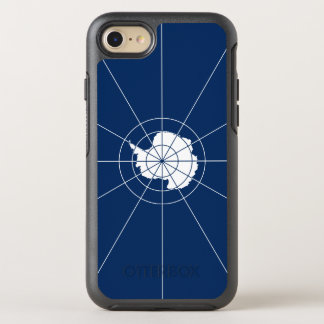 Antarktisches Vertrag Otterbox iPhone OtterBox Symmetry iPhone 8/7 Hülle