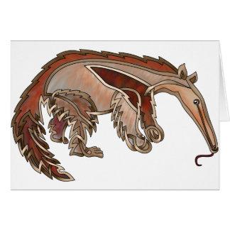Anteater Karte