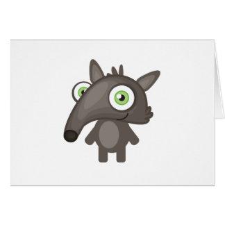 Anteater - mein Erhaltungs-Park Karte