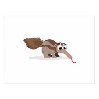 Anteater Postkarte