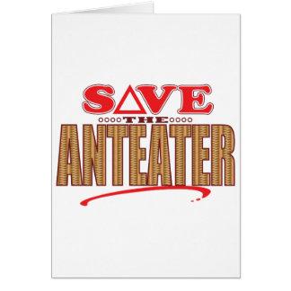 Anteater retten karte