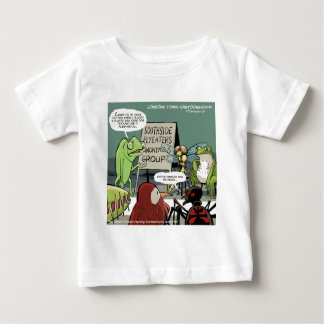 Anteaters anonymes 12-Step lustig Baby T-shirt