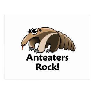 Anteaters-Felsen! Postkarte
