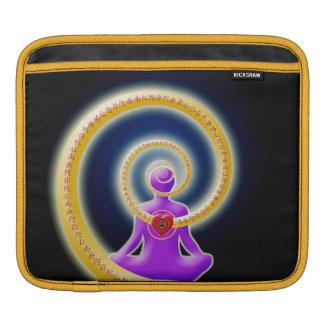 Anteil-innerer Frieden von Nembutsu Sleeve Für iPads