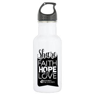 Anteil-Wasser-Flasche Edelstahlflasche