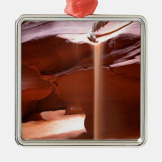 Antelope Canyon Silbernes Ornament