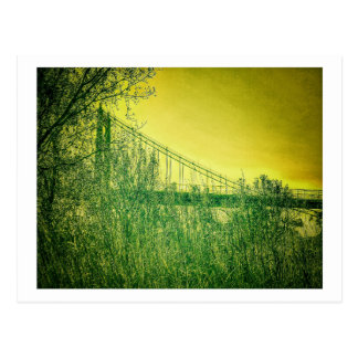 Anthony Wayne-Brücke Postkarte