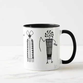 Anthropomorphs Tasse