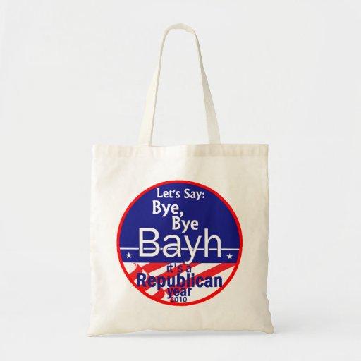 Anti-BAYH Indiana Tasche