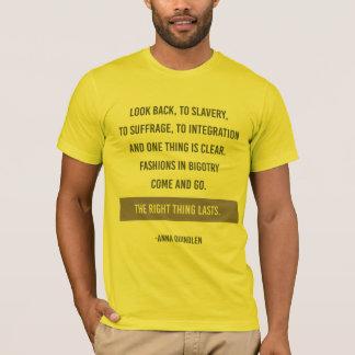 Anti-Fanatismus T-Shirt