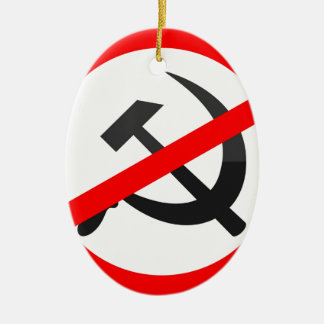 Anti-Kommunismus Keramik Ornament