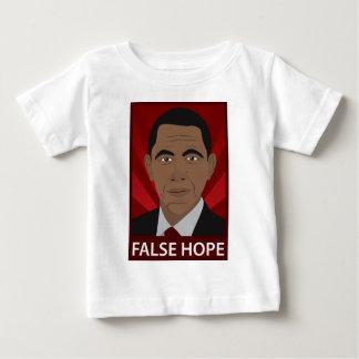 Anti-Obama: Falsche Hoffnung Baby T-shirt