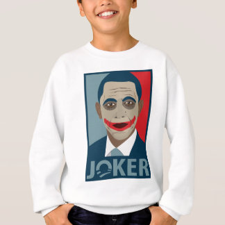 Anti-Obama-Joker Sweatshirt