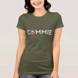 Anti-ObamaCOMMIE T - Shirt