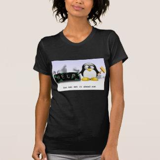 Anti-Tageslicht Zeit-T - Shirt rettend