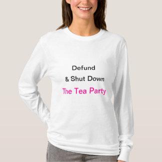 Anti-Tee Party, politisch, demokratisch T-Shirt