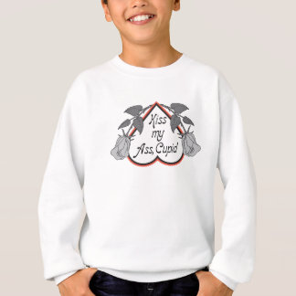 Antiamor-Valentinstag Sweatshirt