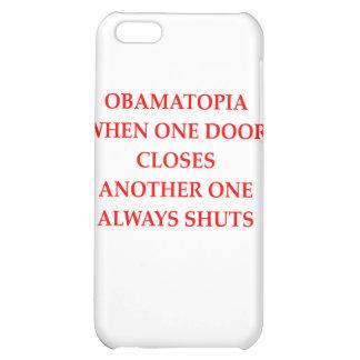 Antibarack obama Geschenkt-shirts Hüllen Für iPhone 5C