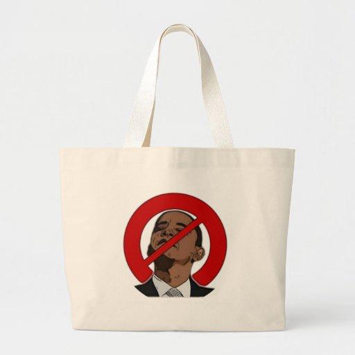 Antibarack obama einkaufstasche