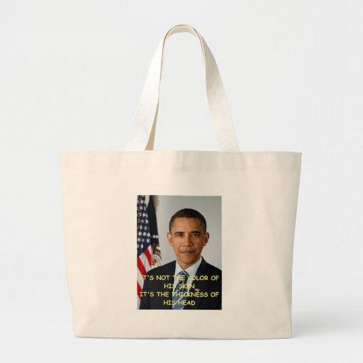 Antibarack obama einkaufstaschen