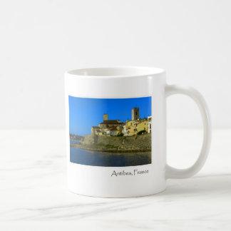 Antibes Frankreich Kaffeetasse