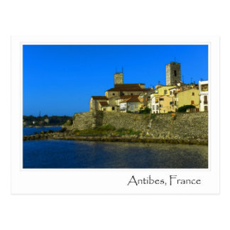 Antibes Frankreich Postkarte
