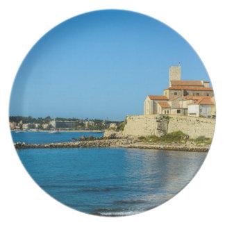 Antibes Frankreich Teller