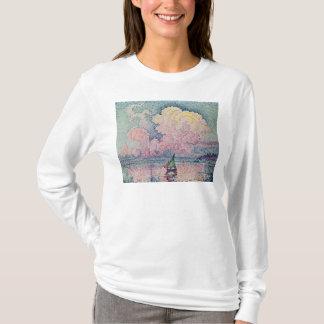 Antibes, rosa Cloud, 1916 T-Shirt