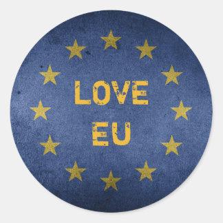 AntiBrexit Aufkleber Liebe EU