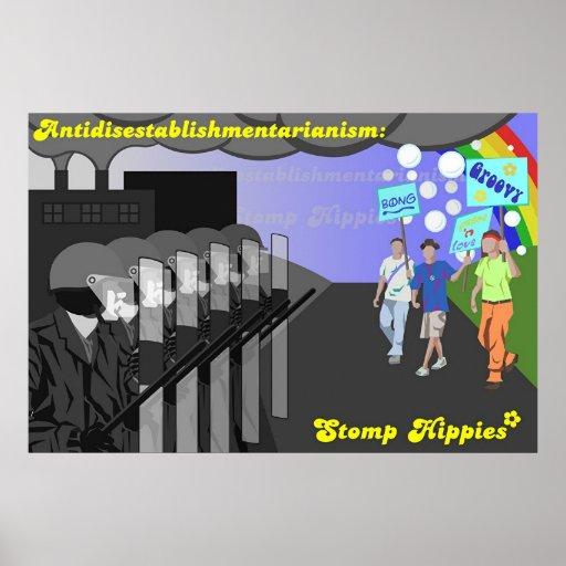 Antidisestablishmentarianism Poster