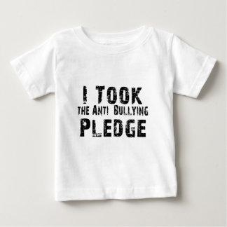 Antieinschüchternbürgschaft Baby T-shirt