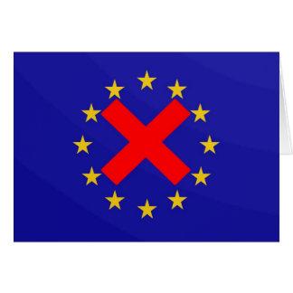 Antieuropäische Gewerkschaft Karte